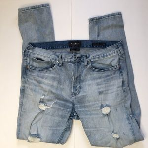 🌵Pacsun Men's Skinny Distressed Jeans 34 x 32